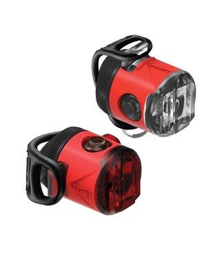 Lezyne Lezyne - LED Femto USB Drive Pair - Red