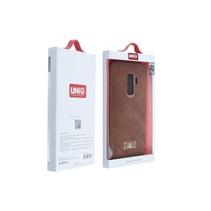 Achterkant voor Samsung Galaxy S9 Plus  -  Bruin (8719273285282)