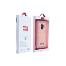 Achterkant voor Samsung Galaxy S9  -  Roze (8719273284889)