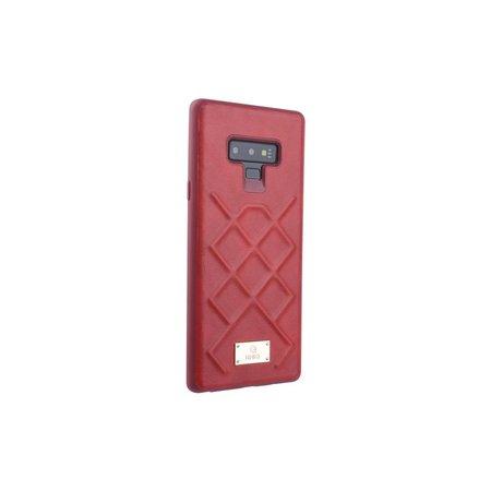 Achterkant voor Samsung Galaxy Note 9  -  Rood (8719273285329)
