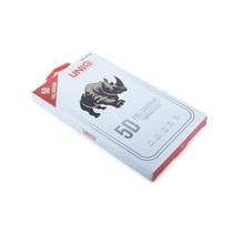 Glas screenprotector voor Galaxy S8 - Zwart (8719273230442)