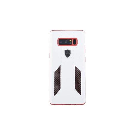 Achterkant voor Samsung Galaxy Note 8  -  Wit (8719273284506)