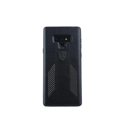 Achterkant voor Samsung Galaxy Note 9  -  Zwart (8719273284537)