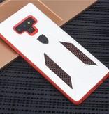 Achterkant voor Samsung Galaxy Note 9  -  Wit (8719273284544)