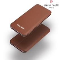 Pierre Cardin Booktype voor Apple iPhone 7-8  - Bruin (8719273129920)