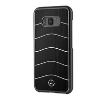 Mercedes-Benz Achterkant voor Samsung Galaxy S8 Plus  -  Zwart (3700740400173)
