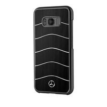 Mercedes-Benz Achterkant voor Samsung Galaxy S8  -  Zwart (3700740400166)