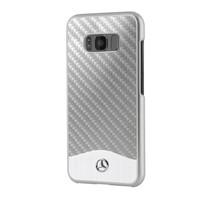 Mercedes-Benz Achterkant voor Samsung Galaxy S8  -  Zilver (3700740400128)