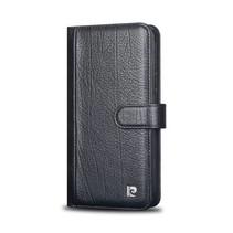 Pierre Cardin Booktype voor Samsung Galaxy S8 Plus  - Zwart (8719273144558)
