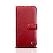 Pierre Cardin Booktype voor Samsung Galaxy S8  - Rood (8719273144534)
