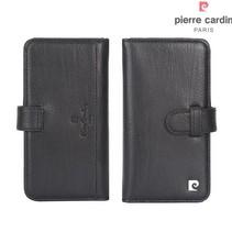 Pierre Cardin Booktype voor Apple iPhone 7-8 Plus  - Zwart (8719273206126)