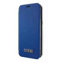Guess Booktype voor Samsung Galaxy S8  - Blauw (3700740400401)