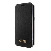 Guess Booktype voor Samsung Galaxy S8 Plus  - Zwart (3700740400333)