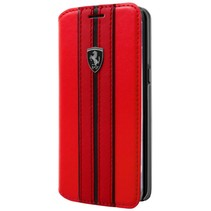 Ferrari Booktype voor Samsung Galaxy S8  - Rood (3700740399965)