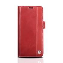 Pierre Cardin Booktype voor Samsung Galaxy S8 Plus  - Rood (8719273145975)