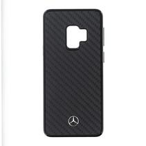 Mercedes-Benz Achterkant voor Samsung Galaxy S9  -  Zwart (3700740427002)