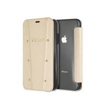 Guess Booktype voor Apple iPhone XR  - Goud (3700740437018)