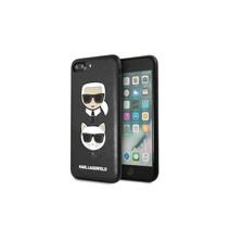 Achterkant voor Apple iPhone 7-8Plus  -  Zwart (3700740419069)
