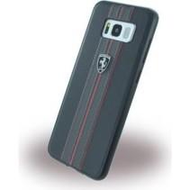 Ferrari Achterkant voor Samsung Galaxy S8 Plus  -  Zwart (3700740399910)
