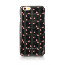 Paul and Joe silicone backcover Heart voor Apple iPhone 6 - Print (3700740378755)