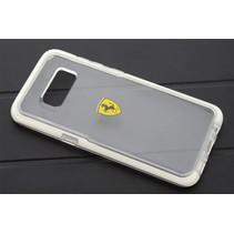 Ferrari Achterkant voor Samsung Galaxy S8 Plus  -  Transprant (3700740402368)