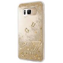 Guess Achterkant voor Samsung Galaxy S Serie  -  Goud (3700740400500)