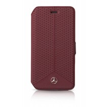 Mercedes-Benz Booktype voor Apple iPhone 6  - Rood (3700740364789)