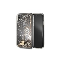 Guess Achterkant voor Apple iPhone XR  -  Goud (3700740437773)