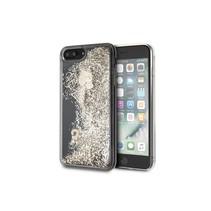 Guess Achterkant voor Apple iPhone 7-8Plus  -  Goud (3700740437759)