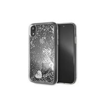 Guess Achterkant voor Apple iPhone XR  -  Zilver (3700740440377)