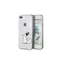 Achterkant voor Apple iPhone 7-8Plus  -  Transparant (3700740435977)