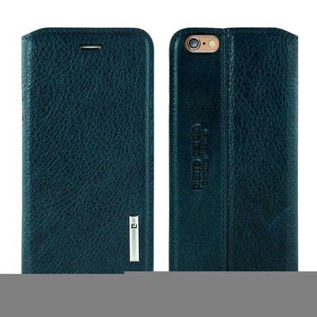 Pierre Cardin Pierre Cardin Booktype voor Apple iPhone 6  - Blauw (8719273215623)