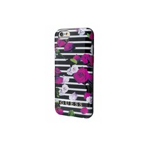 Guess Achterkant voor Apple iPhone 6  -  Roze (3700740356821)