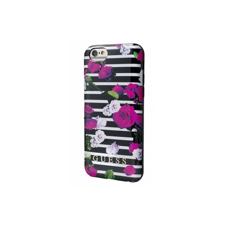Guess Guess Achterkant voor Apple iPhone 6  -  Roze (3700740356821)