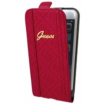 Guess Booktype voor Apple iPhone 6 Plus  - Rood (3700740349731)