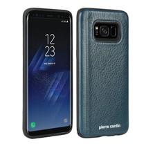Pierre Cardin Achterkant voor Samsung Galaxy S8  -  Lake Blue (8719273131114)