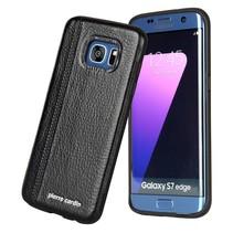Pierre Cardin Achterkant voor Samsung S8 Plus  -  Zwart (8719273131145)