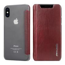 Pierre Cardin Booktype voor Apple iPhone X-Xs  - Rood (8719273140796)