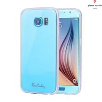 Samsung Galaxy S6 - G9200 - Pierre Cardin Siliconen hoesje - Transprant (8719273213452)