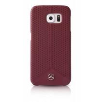 Mercedes-Benz hardcase voor Samsung Galaxy S6 - Rood (3700740364833)