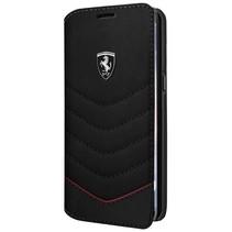Ferrari Booktype voor Samsung Galaxy S8  - Zwart (3700740399866)