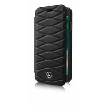 Mercedes-Benz Booktype voor Apple iPhone 7-8 Plus  - Zwart (3700740404034)