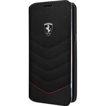 Ferrari Booktype voor Samsung Galaxy S8 Plus  - Zwart (3700740399873)