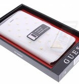 Guess Guess Booktype voor Apple iPhone 6 Plus  - wit (3700740342312)