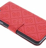 Guess Guess Booktype voor Apple iPhone 6  - Rood (3700740349762)