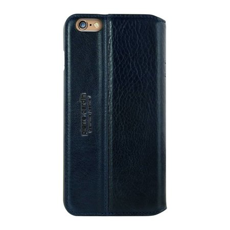 Pierre Cardin Pierre Cardin Booktype voor Apple iPhone 6  - SapphireBlauw (8719273215685)