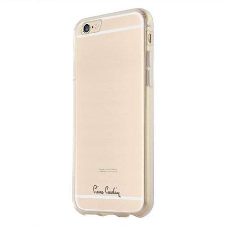 Pierre Cardin Apple iPhone 6/6S Pierre Cardin Siliconen hoesje - Transprant (8719273213438)