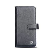 Pierre Cardin Booktype voor Samsung Galaxy S9  - Zwart (8719273148501)