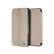 BMW Achterkant voor Apple iPhone Xs Max  -  Taupe (3700740434949)