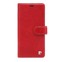 Pierre Cardin Booktype voor Apple iPhone Xs Max  - Rood (8719273277881)